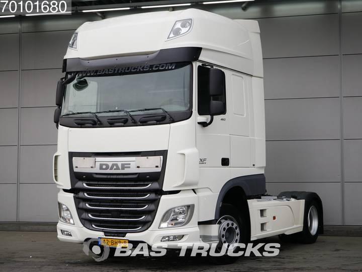 DAF XF 460 SSC 4X2 Euro 6 - 2016
