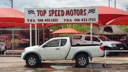 Mitsubishi triton 3.2 did 4x4 club cab
