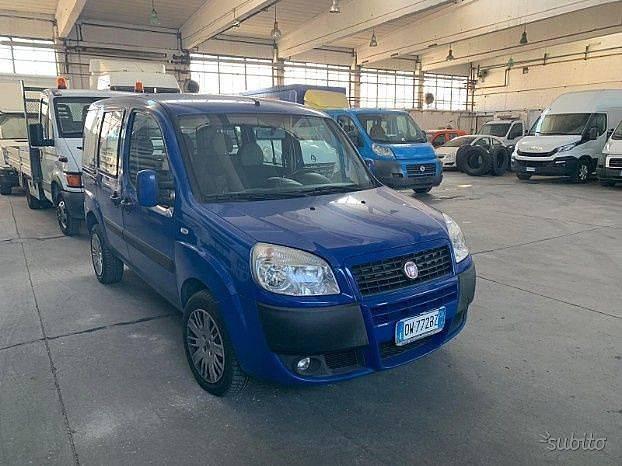 Fiat Doblo - 2010
