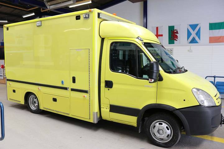 Iveco DAILY 50C18 3.0HPI WILKER BODY AMBULANCE (GUIDE PRICE) - 2019