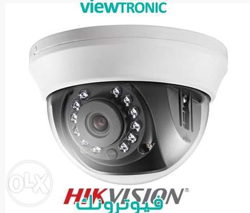 Hikvision TurboHD 2 Mega 1080P Indoor Dome