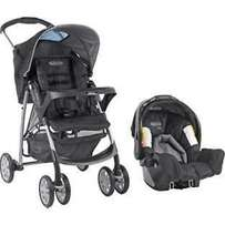 Graco pram plus baby carrier