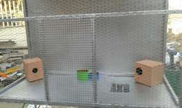 Steel cage New