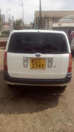 Toyota succeed 2008 model Nairobi CBD - image 2