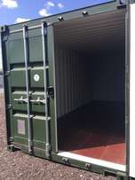 6meter container and 12 meter high cube containers for storage/office