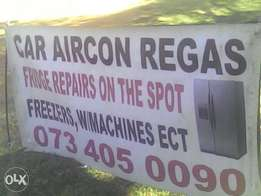 refigeration n airconditioning services