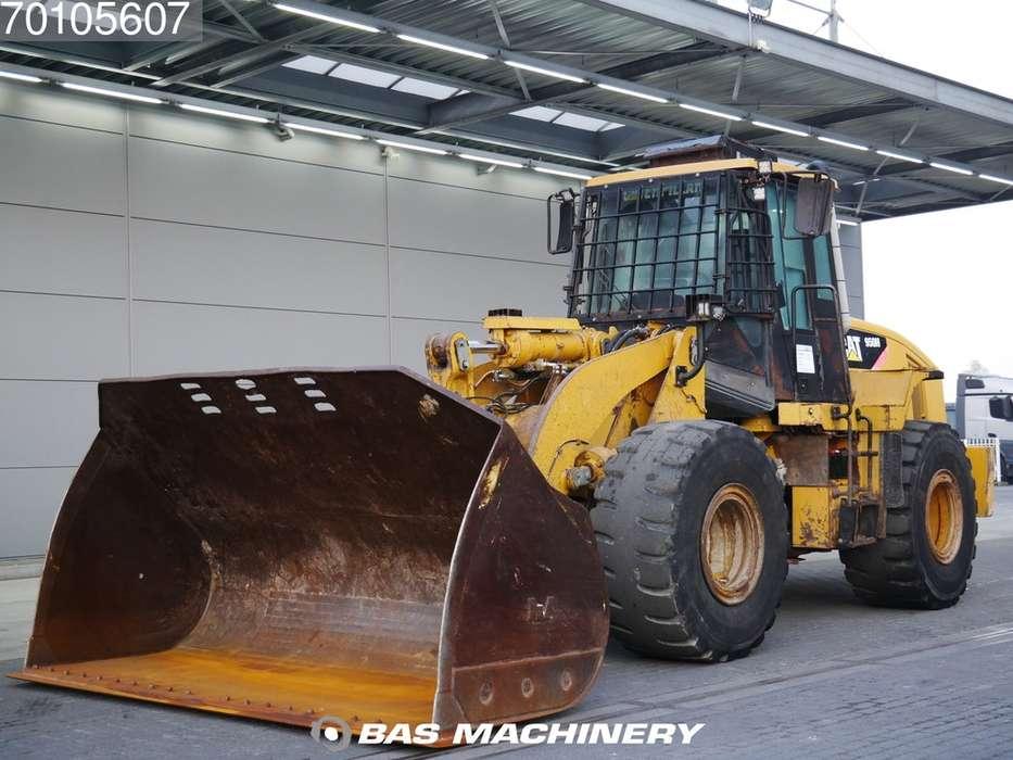 Caterpillar 950H Dutch machine - L5 tyres - 2009 - image 2