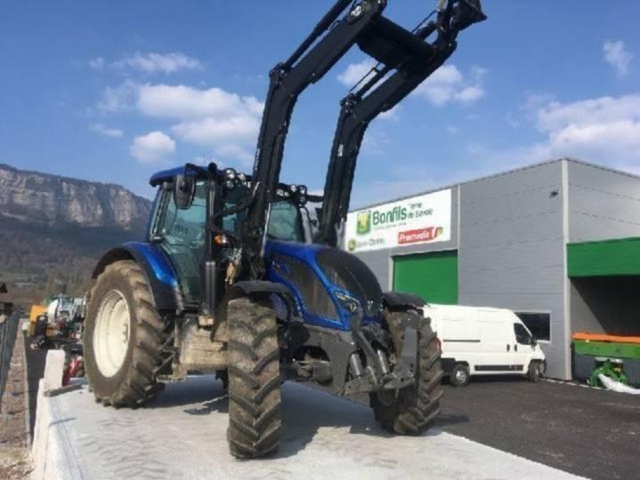 Valtra Tracteur N104 H5 - 2018