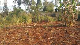 1/4 + 1/8 of an acre in Gikambura Kikuyu kiambu