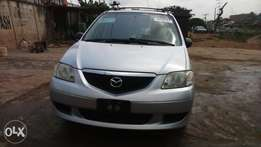 MPV, Tokunbo, very clean car.