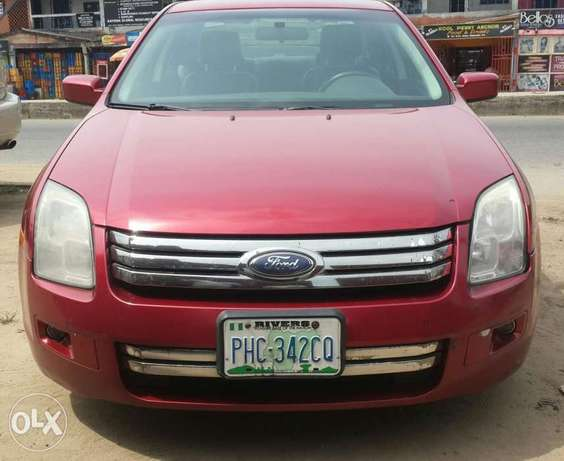 Sweet Ford Fusion Port Harcourt - image 1