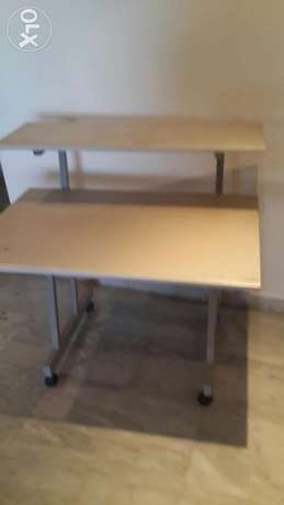 PC Desk 90x60 hight 65