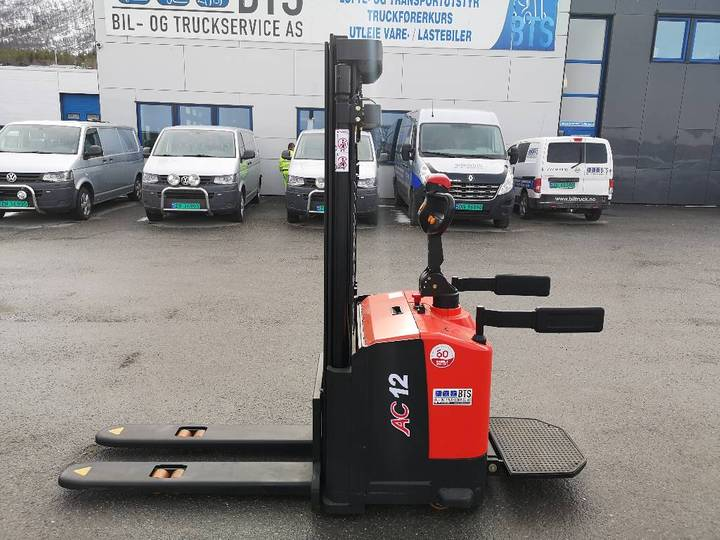 Heli Cdd12-030 M300 - 1,2 Tonns Stabler (på Lager) - 2019
