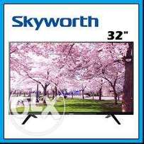 Skyworth 32 inch LED Full HD digital TV. pay on Delivery