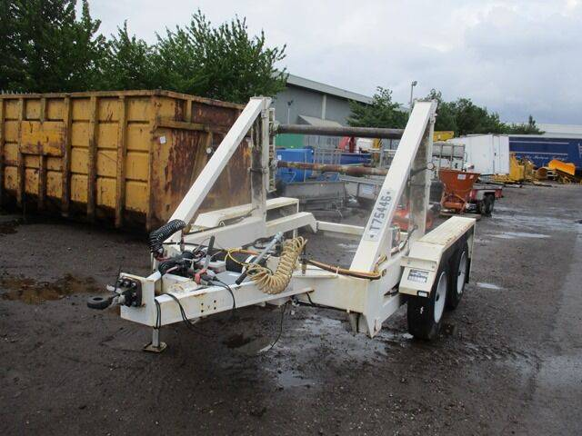 Wabco CDT 7.0 CABLE DRUM TRAILER  chassis trailer for sale by