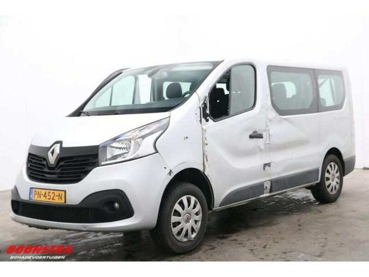 Renault Trafic Passenger 1.6 DCI 9 Personen Klima Navi T - 2017