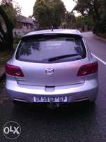 2006 Mazda 3 hatch 1:6 for sale or swop with a seven seater car