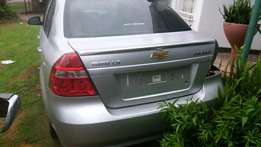 Chevrolet aveo for stripping