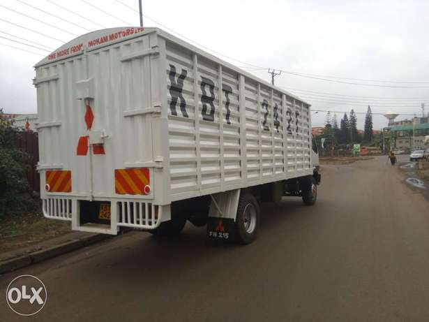 Mitsubishi Fh215 KBT..Very Clean and in Excellent condition. Parklands - image 3