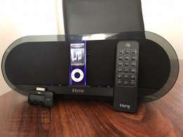 ipod docking station combo