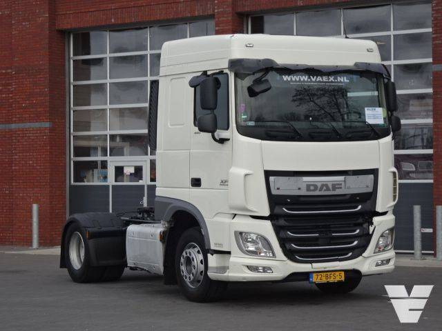 DAF XF440 FT Spacecab , Low own weight, Low kilometer - 2015