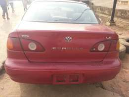 Toyota corolla 1998 model for sale