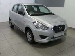 2015 DATSUN GO 1.2 LUX (AB) - R 94 995 (Finance Available)