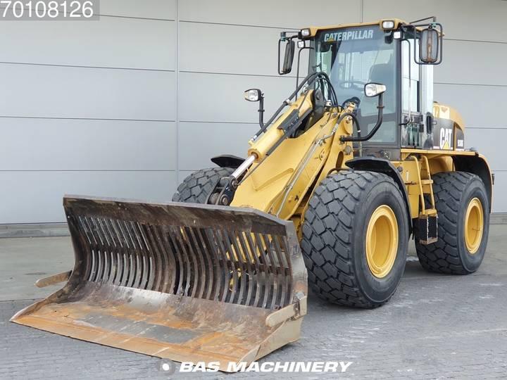 Caterpillar 930 G Dutch machine - original paint - good tyres - 2006