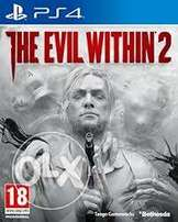 Evil within 2 ps4 PlayStation 4 brandnew