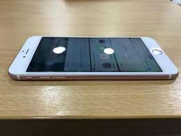 Exquisite iPhone 7 plus clean as it is available in gold
