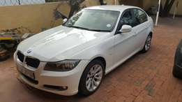 BMW 320 d very low mileage