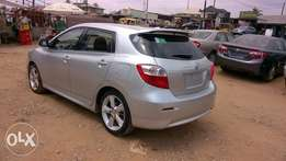 Very Clean Registered Toyota Matrix Sport 2010