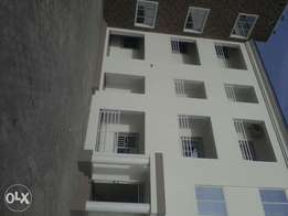 To let, serviced 2 bedroom flat at katampe extension