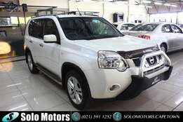 2011 Nissan X-trail 2.5 Se (r80/r86) in White