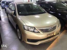 Toyota Allion pay 60% n 8months installments at a slight price change
