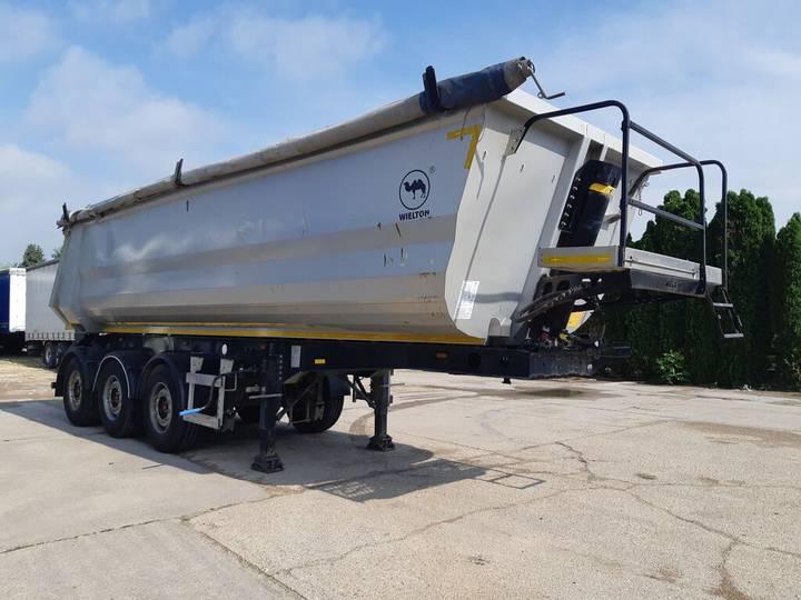Wielton NW3 Lift Axl 32m2 - 2014