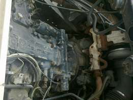 Actros gearbox