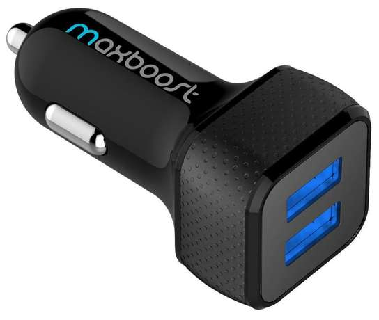Car Charger Smart Port Car Charge r [Black] Nairobi West - image 3