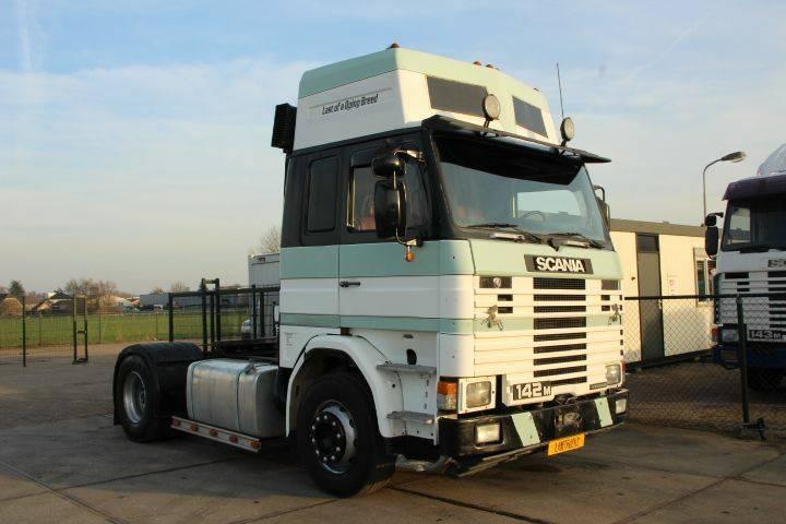 Scania 142M intercooler - 1984 - image 13