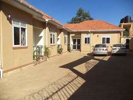 To let double in Kisaasi at 650k
