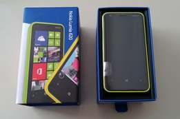 Nokia Lumia 620 brand new and sealed with FREE glass protector