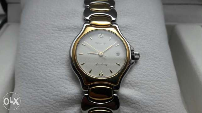 Zenith Academy Quartz Ladies Watch - New in box