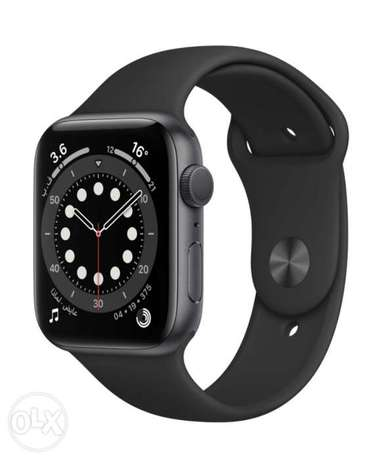 Apple Watch Series 6 GPS, Aluminium Case with Sport Band