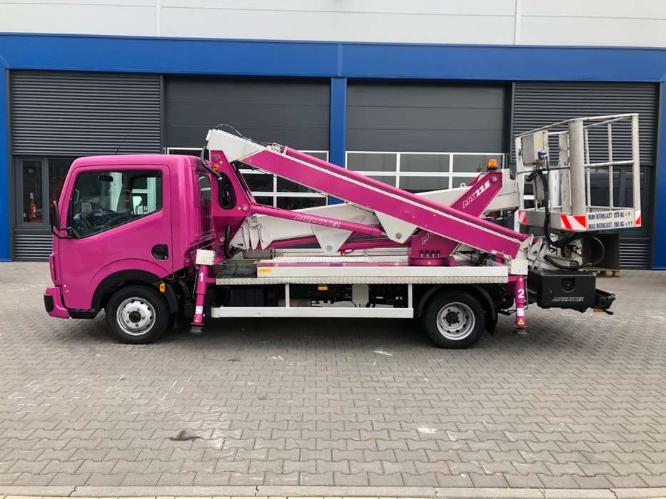 Multitel MX 225 Auto hoogwerker - 2009
