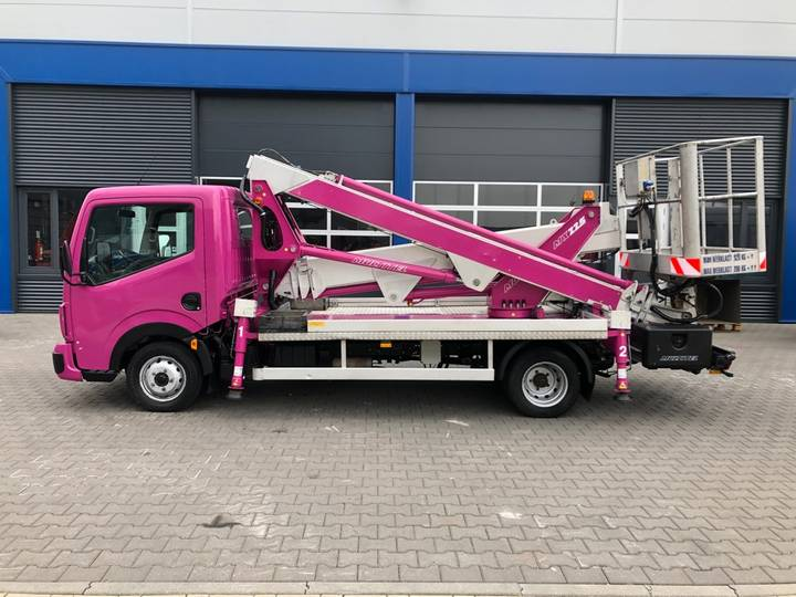 Used Bucket Trucks For Sale >> Used Bucket Trucks For Sale In Netherlands Tradus Com