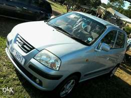 2005 Hyundai atos with air con , mileage 159000