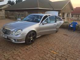 Quick sale of Mercedes Benz 2006 model Sport Engine