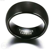 Tungsten Carbide Never Fading Ring