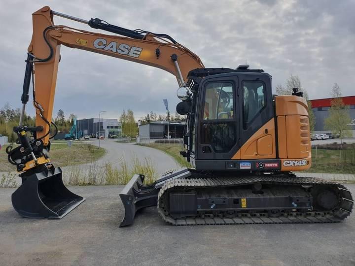 Case Cx145d Sr - 2019