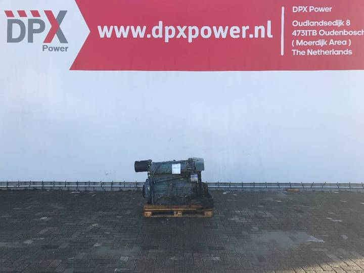 MAN Marine Diesel Engine - DPX-11736 - 1999